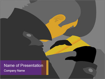 0000087217 PowerPoint Template - Slide 1