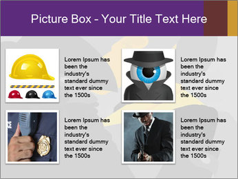Spy PowerPoint Templates - Slide 14