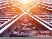 Railway PowerPoint Templates