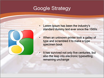 Railway PowerPoint Templates - Slide 10