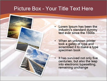 Railway PowerPoint Templates - Slide 17