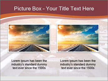Railway PowerPoint Templates - Slide 18