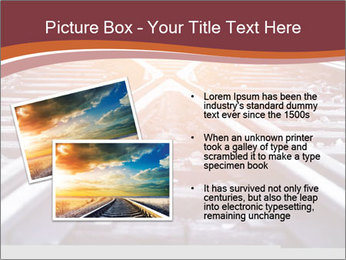 Railway PowerPoint Template - Slide 20