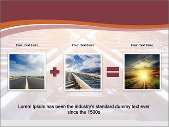 Railway PowerPoint Templates - Slide 22