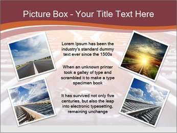 Railway PowerPoint Template - Slide 24
