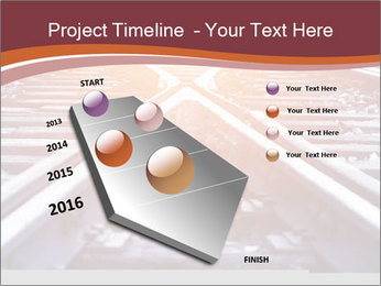 Railway PowerPoint Template - Slide 26