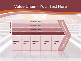 Railway PowerPoint Templates - Slide 27