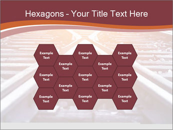 Railway PowerPoint Templates - Slide 44