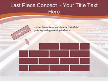 Railway PowerPoint Template - Slide 46
