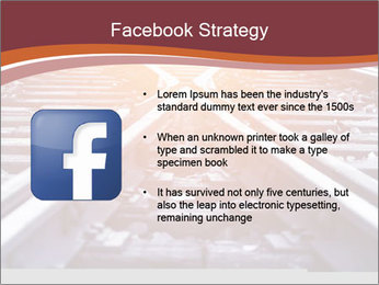 Railway PowerPoint Template - Slide 6