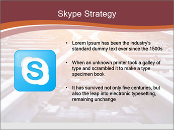 Railway PowerPoint Templates - Slide 8
