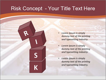 Railway PowerPoint Template - Slide 81