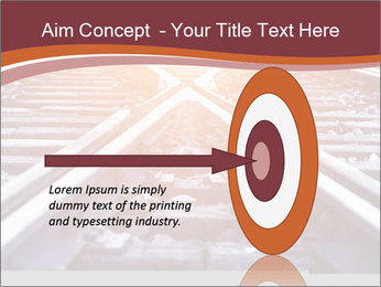 Railway PowerPoint Template - Slide 83