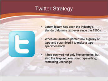 Railway PowerPoint Template - Slide 9