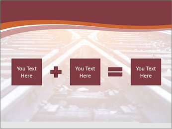 Railway PowerPoint Template - Slide 95
