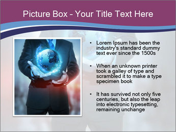 Global Communication PowerPoint Template - Slide 13