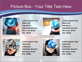 Global Communication PowerPoint Template - Slide 14