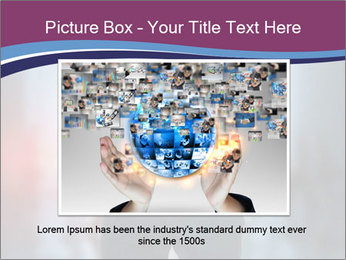 Global Communication PowerPoint Template - Slide 15