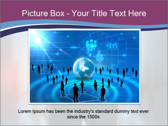 Global Communication PowerPoint Template - Slide 16