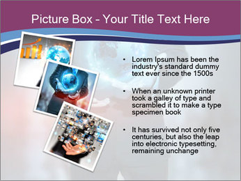 Global Communication PowerPoint Template - Slide 17