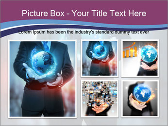 Global Communication PowerPoint Template - Slide 19