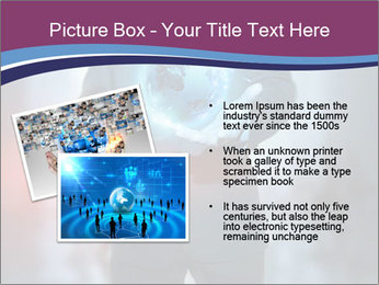 Global Communication PowerPoint Template - Slide 20
