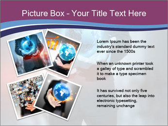Global Communication PowerPoint Template - Slide 23