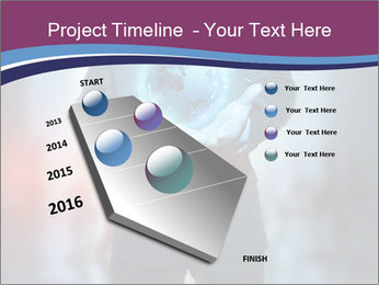 Global Communication PowerPoint Template - Slide 26