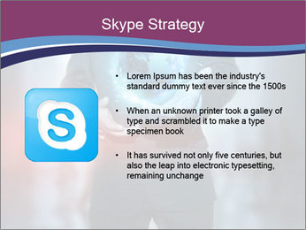 Global Communication PowerPoint Template - Slide 8