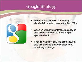 A beauty girl PowerPoint Templates - Slide 10
