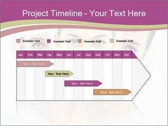 A beauty girl PowerPoint Templates - Slide 25