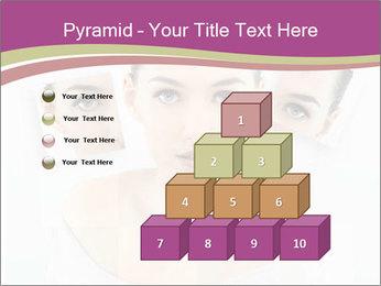 A beauty girl PowerPoint Templates - Slide 31
