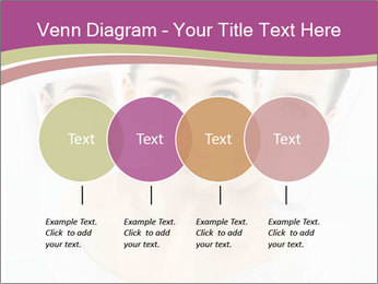 A beauty girl PowerPoint Templates - Slide 32