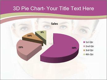 A beauty girl PowerPoint Templates - Slide 35