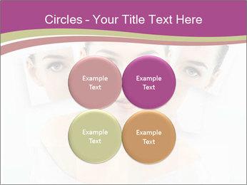 A beauty girl PowerPoint Templates - Slide 38