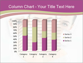 A beauty girl PowerPoint Templates - Slide 50