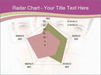 A beauty girl PowerPoint Templates - Slide 51