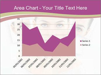 A beauty girl PowerPoint Templates - Slide 53