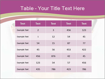 A beauty girl PowerPoint Templates - Slide 55