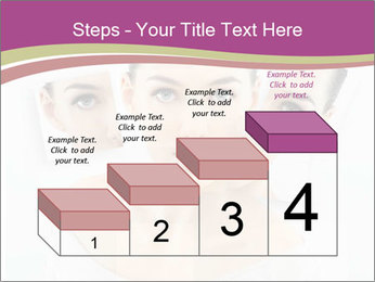 A beauty girl PowerPoint Template - Slide 64