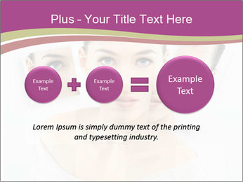 A beauty girl PowerPoint Template - Slide 75