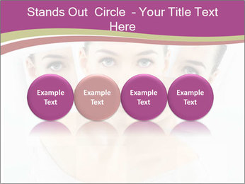 A beauty girl PowerPoint Templates - Slide 76