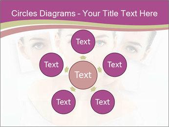 A beauty girl PowerPoint Templates - Slide 78