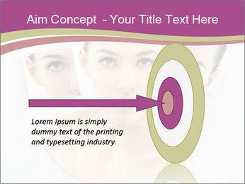 A beauty girl PowerPoint Templates - Slide 83