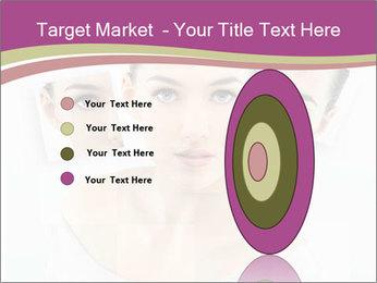 A beauty girl PowerPoint Templates - Slide 84