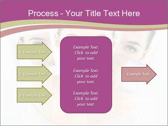 A beauty girl PowerPoint Templates - Slide 85