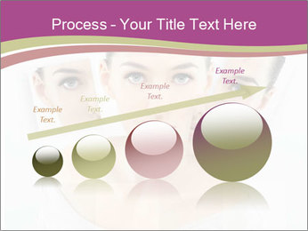 A beauty girl PowerPoint Template - Slide 87