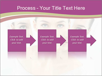 A beauty girl PowerPoint Templates - Slide 88