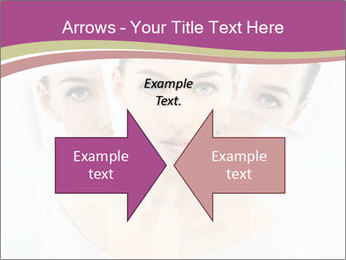 A beauty girl PowerPoint Templates - Slide 90