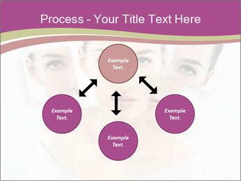 A beauty girl PowerPoint Templates - Slide 91